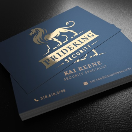 foil business card printing metallic cards with spot uv uprinting - Business Card Printing
